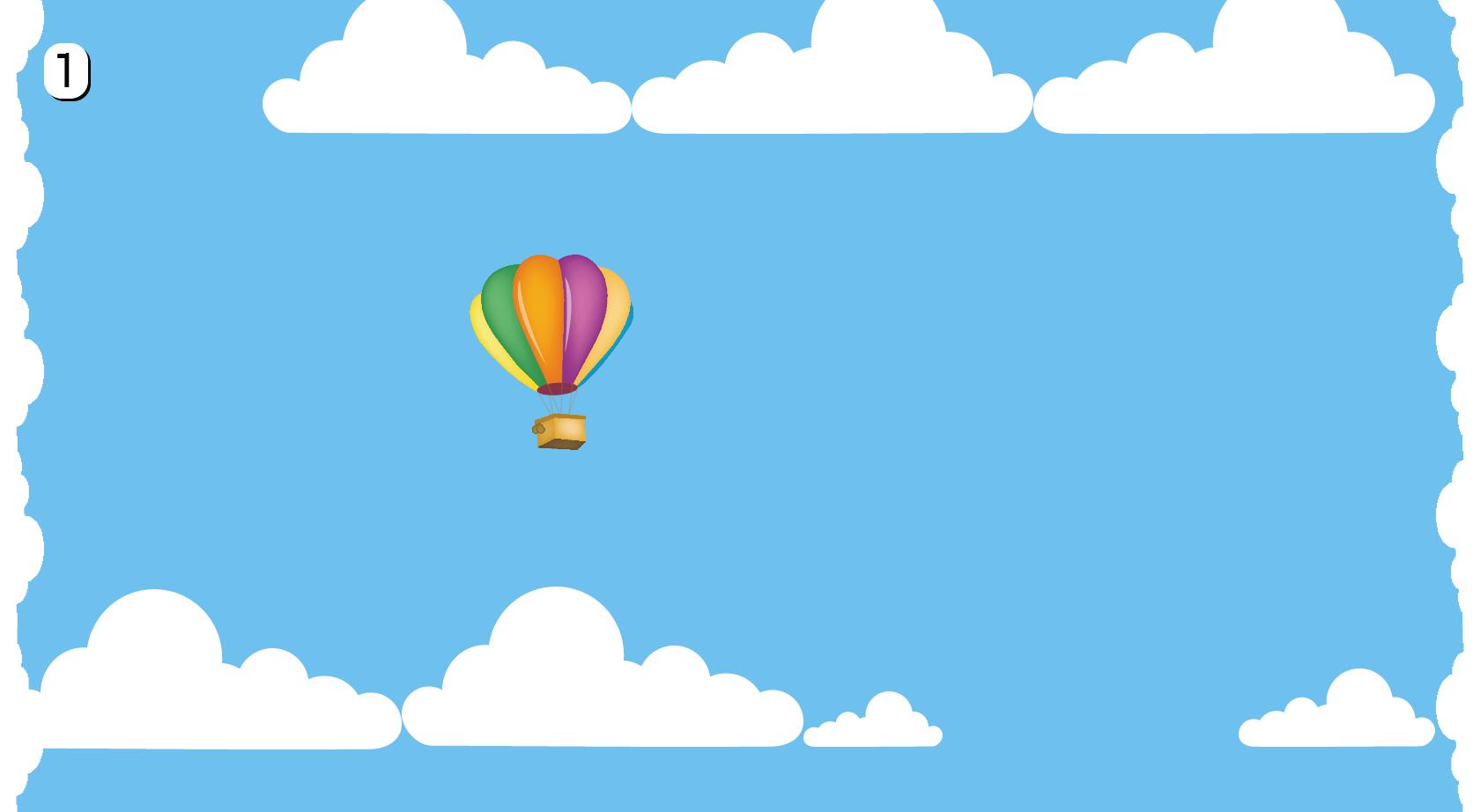 Flying Balloon